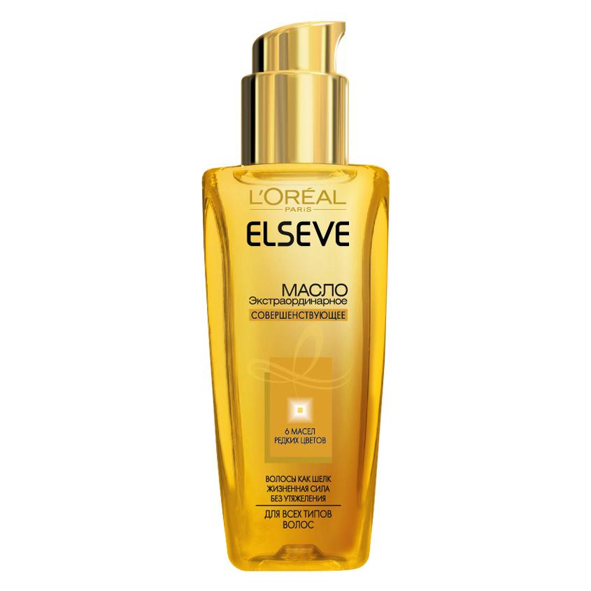 """ELSEVE Масло для волос """"Эльсев, Экстраординарное"""", для всех типов волос"""