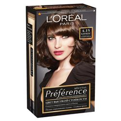 L`OREAL ������ ��� ����� Preference 5.21 ����-��� �������� ������� ���������� (L`OREAL PARIS)