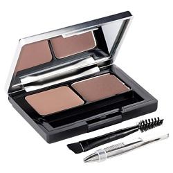 L`OREAL Профессиональный набор для дизайна бровей Brow Artist Тёмно-коричневый