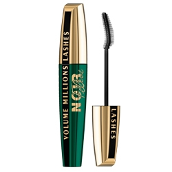 L`OREAL Тушь для ресниц Volume Millions Lashes Feline Экстрачёрный Экстрачёрная