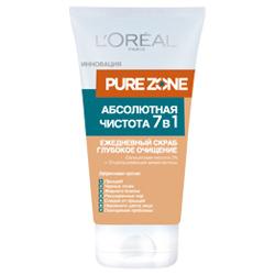 L`OREAL ���������� ����� ���������� ������� 7 � 1 Pure Zone 150 �� (L`OREAL PARIS)