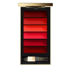 LOREAL Палитра красных оттенков помад Color Riche оттенок 02 (LOREAL PARIS)