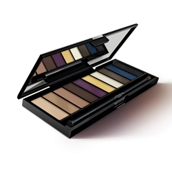 LOREAL Палитра теней для глаз La Palette Ombree Color Riche 10 оттенков (LOREAL PARIS)