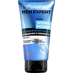 L`OREAL Гель для умывания Me Hydra Power Men Expert 150 мл l oreal men expert лосьон после бритья мгновенный комфорт для чувствительной кожи 100мл