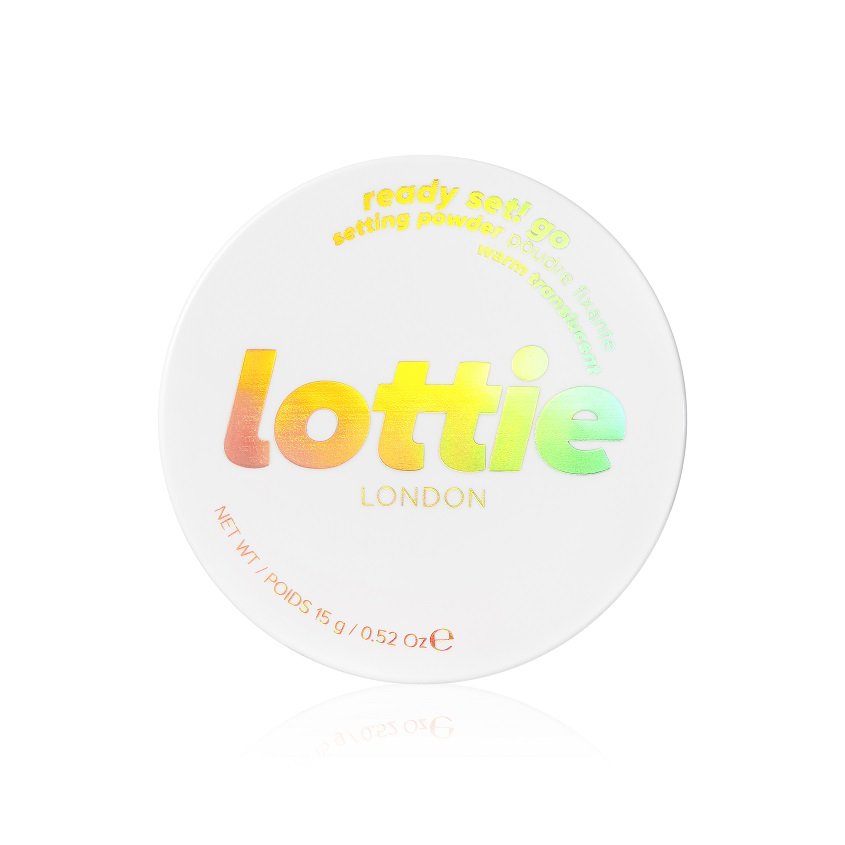 женская пудра lottie london