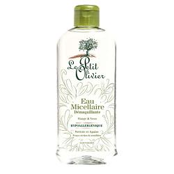 LE PETIT OLIVIER Вода мицеллярная для снятия макияжа 400 мл sephora collection мицеллярная вода для снятия макияжа зеленый чай мицеллярная вода для снятия макияжа зеленый чай