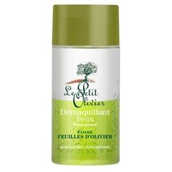 LE PETIT OLIVIER Средство для снятия макияжа бифазное с экстрактом листа и маслом Оливы 125 мл