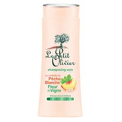 LE PETIT OLIVIER Шампунь для нормальных волос Персик-Цветок винограда 250 мл