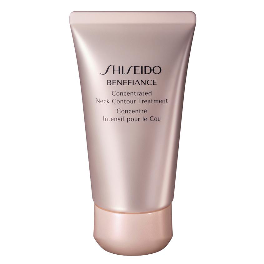 Купить SHISEIDO Концентрированный крем для ухода за кожей шеи Benefiance
