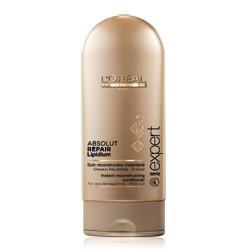 L'OREAL PROFESSIONNEL Восстанавливающий смываемый уход для поврежденных волос Serie Expert Absolut Lipidium 150 мл