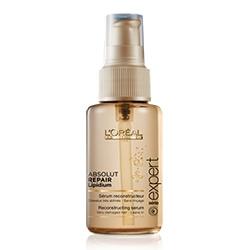 LOREAL PROFESSIONNEL Восстанавливающая сыворотка для поврежденных волос Serie Expert Absolut Lipidium 50 мл