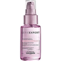L'OREAL PROFESSIONNEL Сыворотка для мелированных волос Lumino Contrast 50 мл сыворотка для волос evinal с плацентой для укрепления волос 150 мл