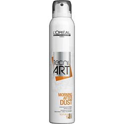 L'OREAL PROFESSIONNEL Сухой шампунь TECNI.ART Morning after dust 200 мл шампунь кря кря дыня 200 мл