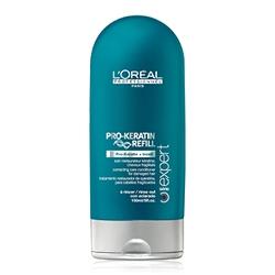 LOREAL PROFESSIONNEL Ухаживающий смываемый уход для ослабленных волос Serie Expert Pro-Keratin Refill 150 мл