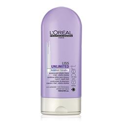 LOREAL PROFESSIONNEL Смываемый уход для непослушных волос Serie Expert Liss Unlimited 150 мл
