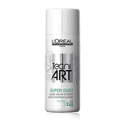 L'OREAL PROFESSIONNEL Пудра для создания прикорневого объема и фиксации Tecni.Art Super Dust 7 г