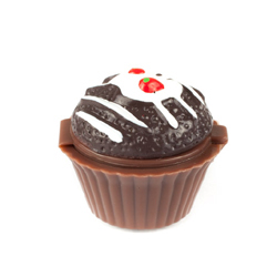 Л'ЭТУАЛЬ Бальзам для губ PETIT FOURS chocolat 2.6 г (Л'Этуаль selection)