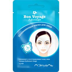 ЛЭтуаль selection ЛЭТУАЛЬ Увлажняющая маска для лица Bon Voyage Agiotage 15 мл