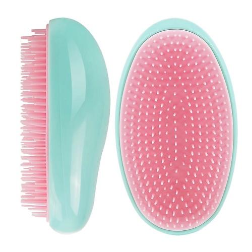 Купить Л'ЭТУАЛЬ Компактная расческа для волос зеленая LTA018606