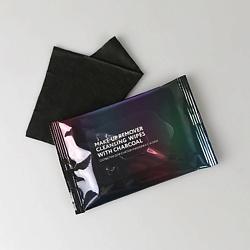 Купить Л'Этуаль selection Салфетки для снятия макияжа с углём 10 шт. в упаковке