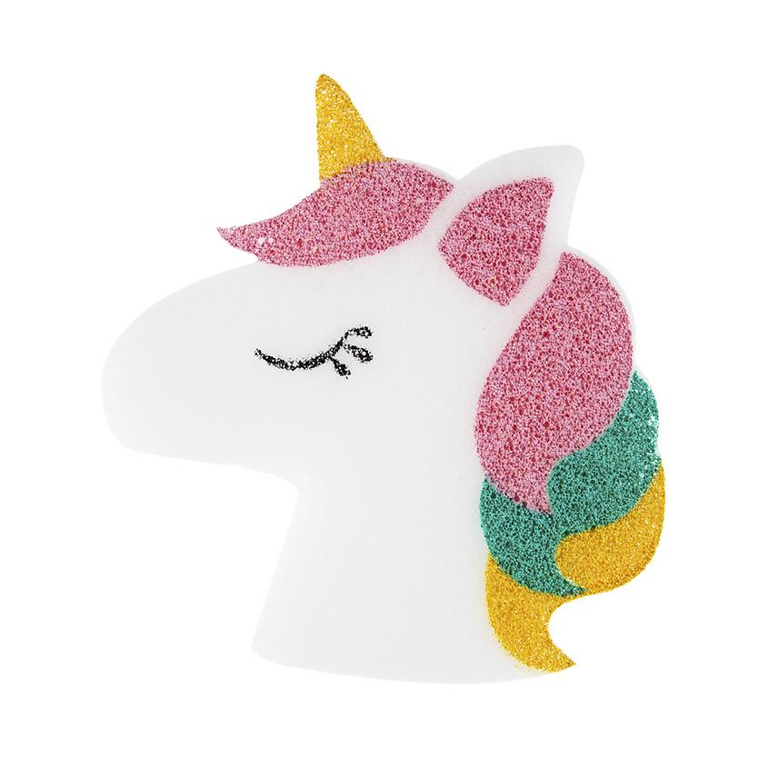 Губка для душа детская Unicorn