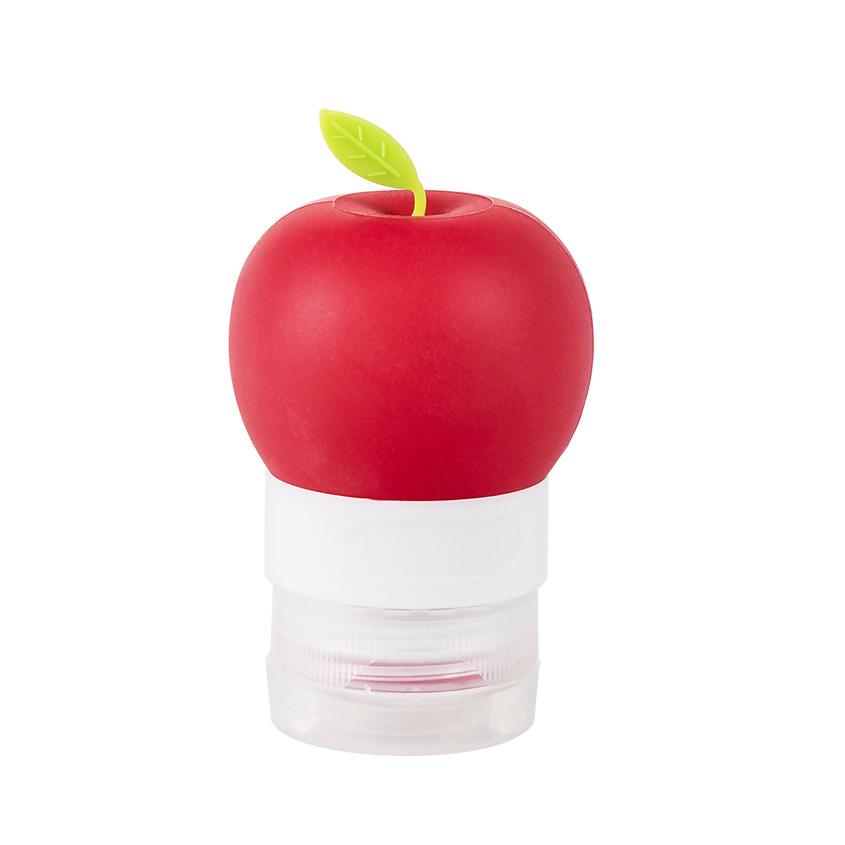 Силиконовая бутылка Apple