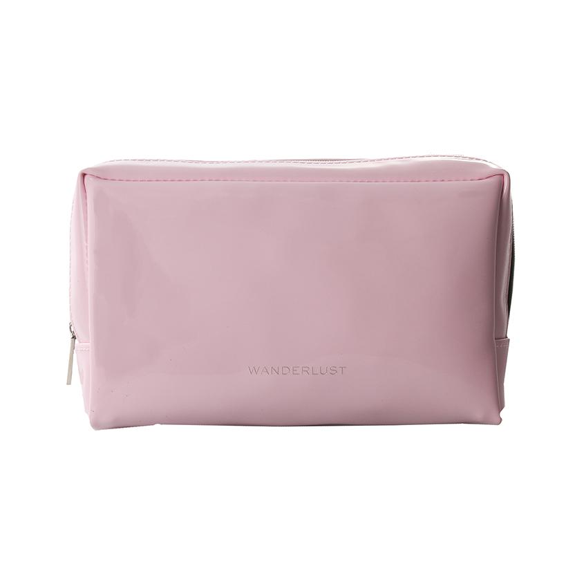 Купить WANDERLUST Косметичка Wanderlust Glance Pink