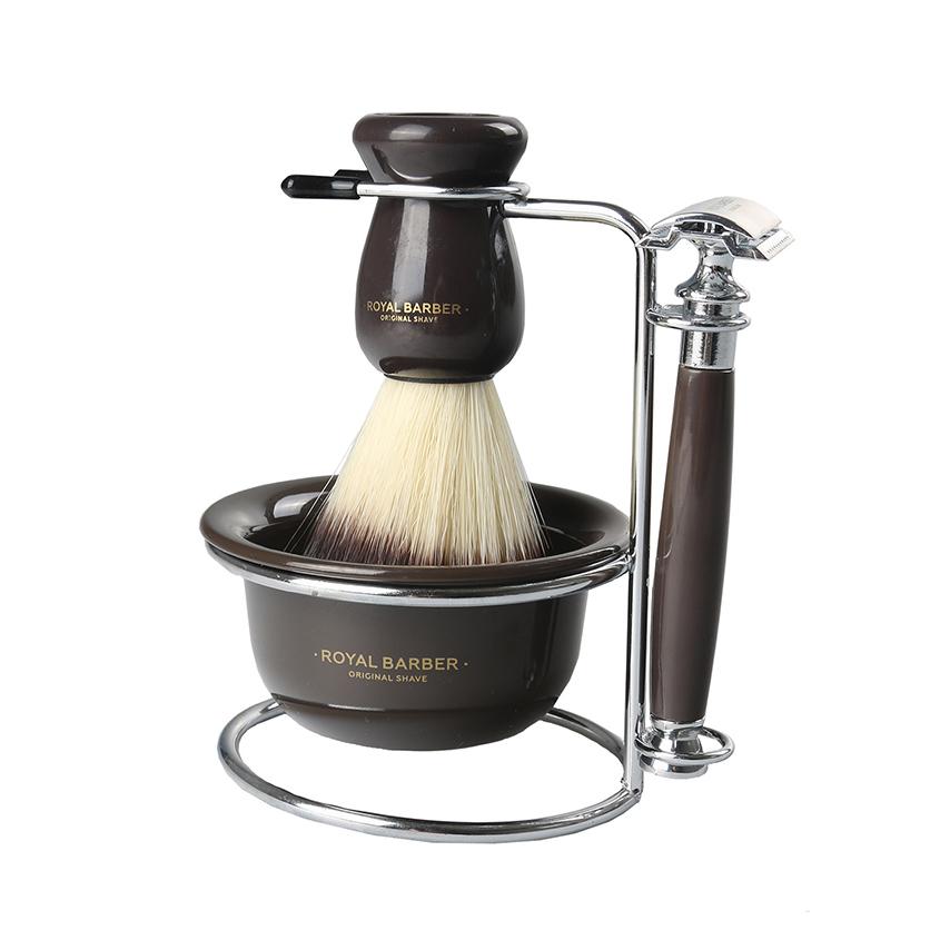 ROYAL BARBER Набор для бритья Royal Barber ROYAL BARBER Набор для бритья Royal Barber за 999.0 руб.