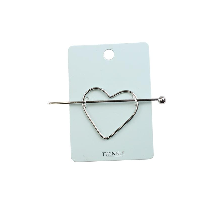 TWINKLE Заколка для волос Heart фото