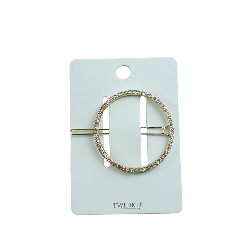 TWINKLE Заколка для волос Shiny Circle фото