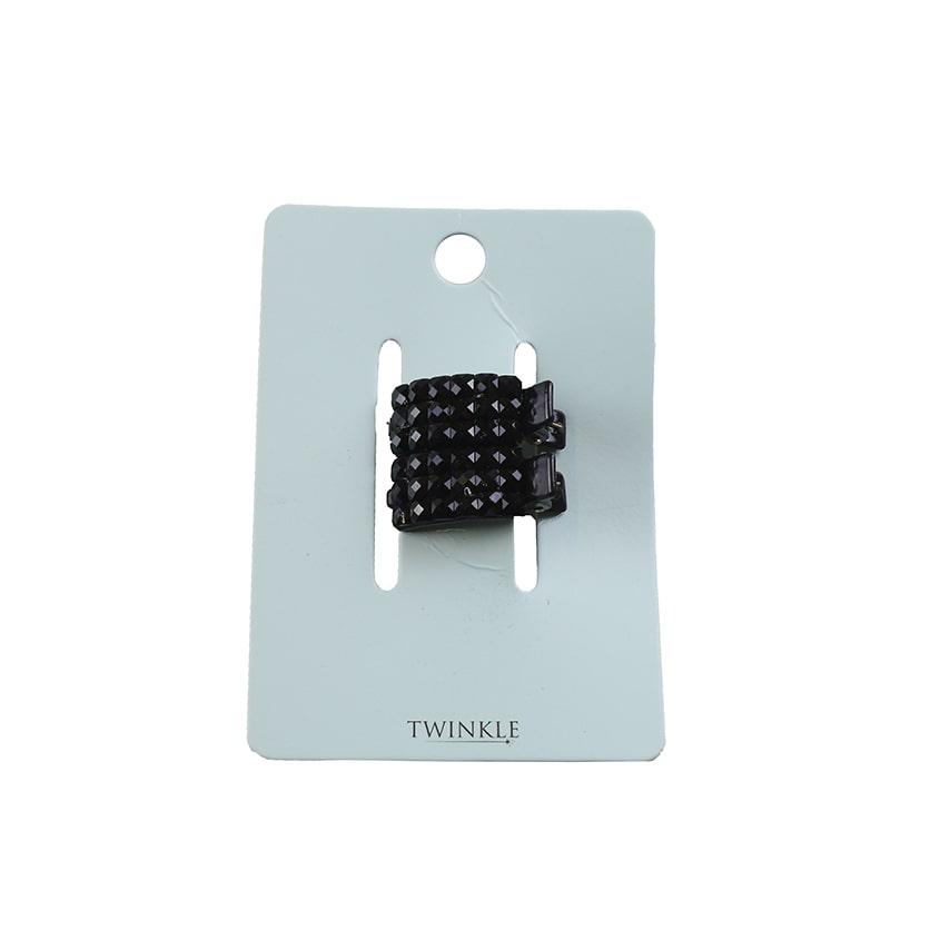 Купить TWINKLE Набор заколок для волос Shiny Black