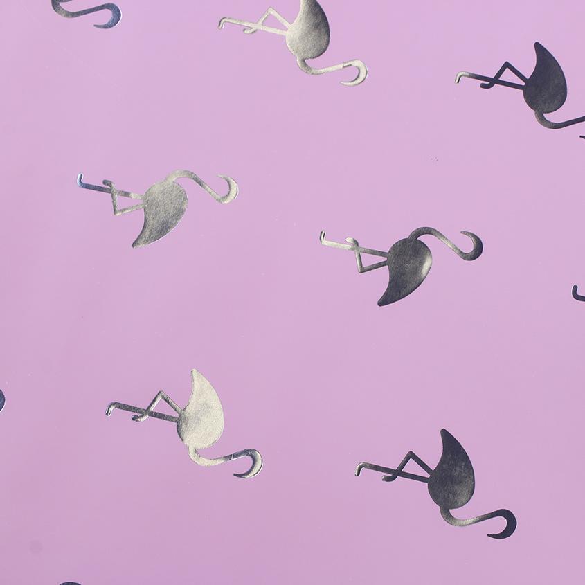 Л'Этуаль Упаковочная бумага Flamingo