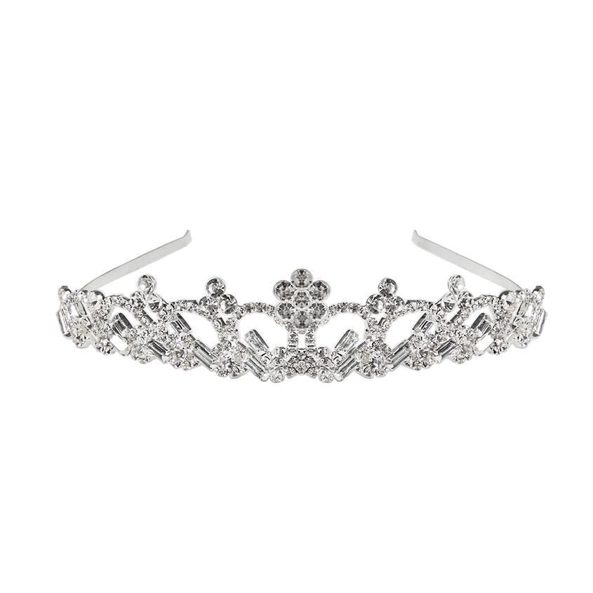 TWINKLE PRINCESS COLLECTION Ободок для волос Crown 1 фото