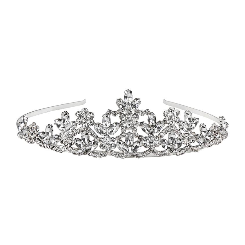 TWINKLE PRINCESS COLLECTION Ободок для волос Crown 4 фото