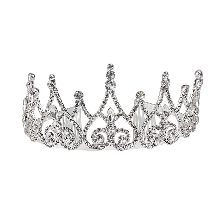 TWINKLE PRINCESS COLLECTION Ободок для волос Crown 6
