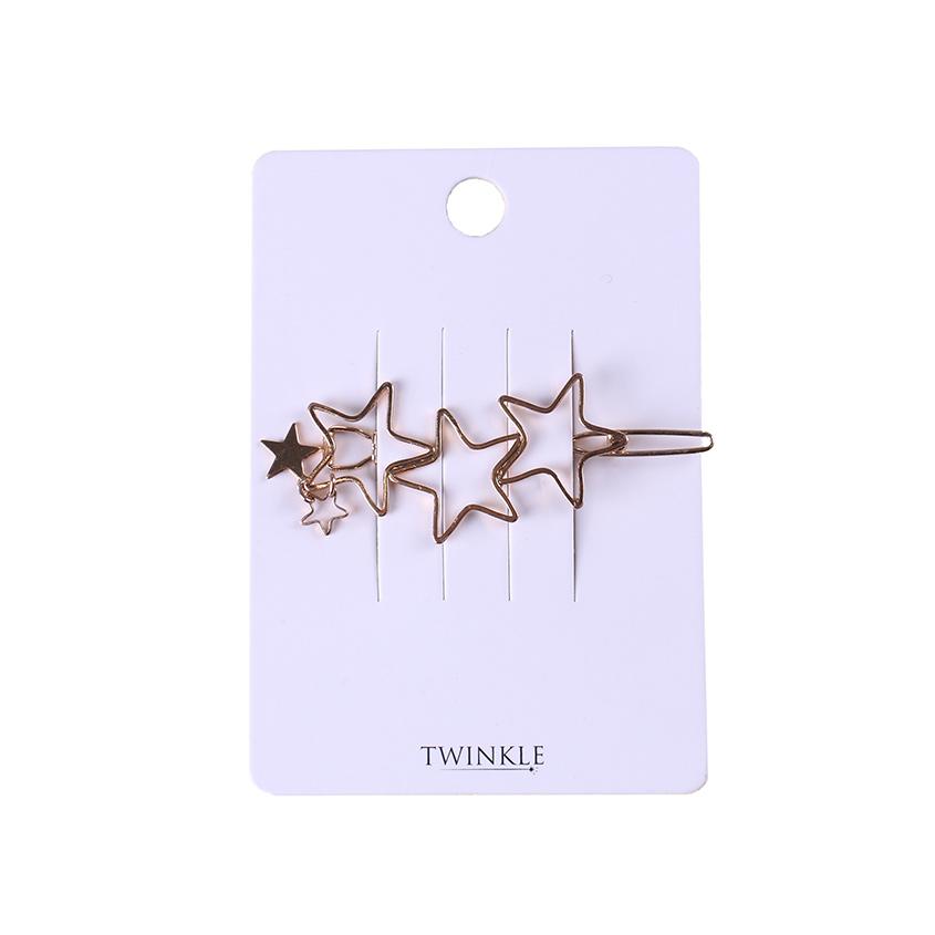 TWINKLE Заколка для волос Golden Star