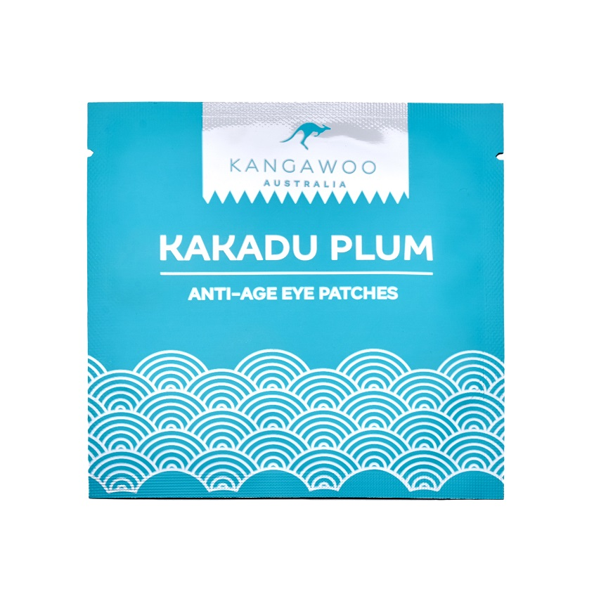 "KANGAWOO Антивозрастные патчи под глаза ""KAKADU PLUM"""