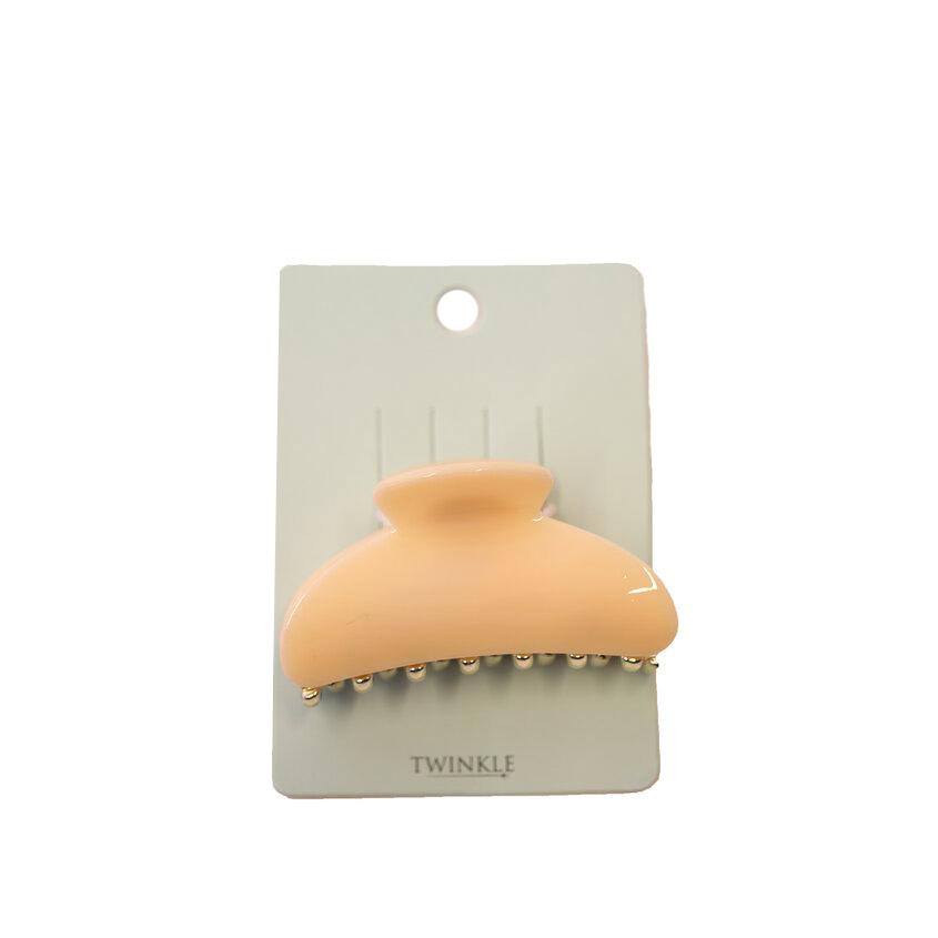 TWINKLE Заколка для волос Nude Crab