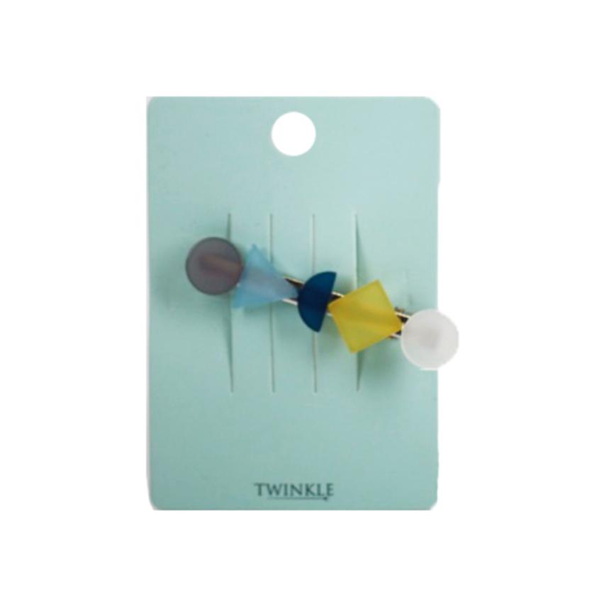 TWINKLE Заколка для волос Modern Art 2