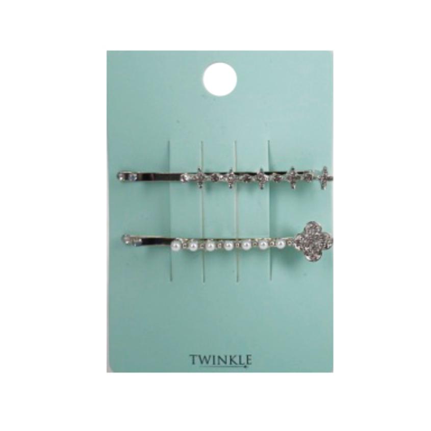 TWINKLE Заколки для волос Clover