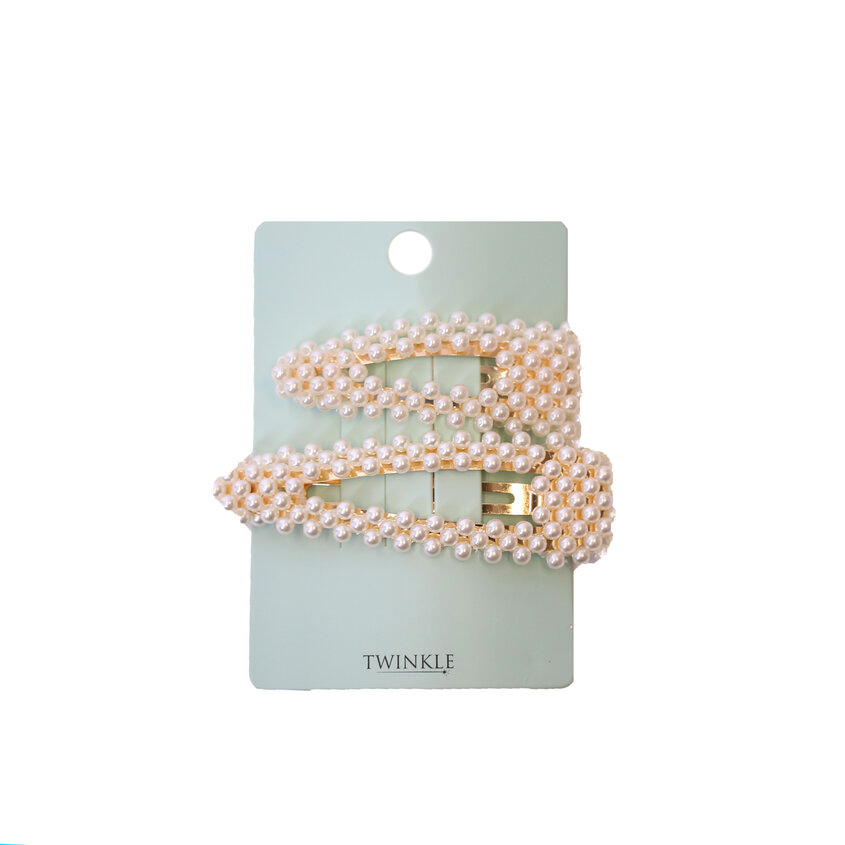 TWINKLE Набор заколок для волос Pearls
