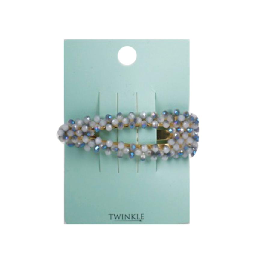 TWINKLE Заколка для волос GrayStones