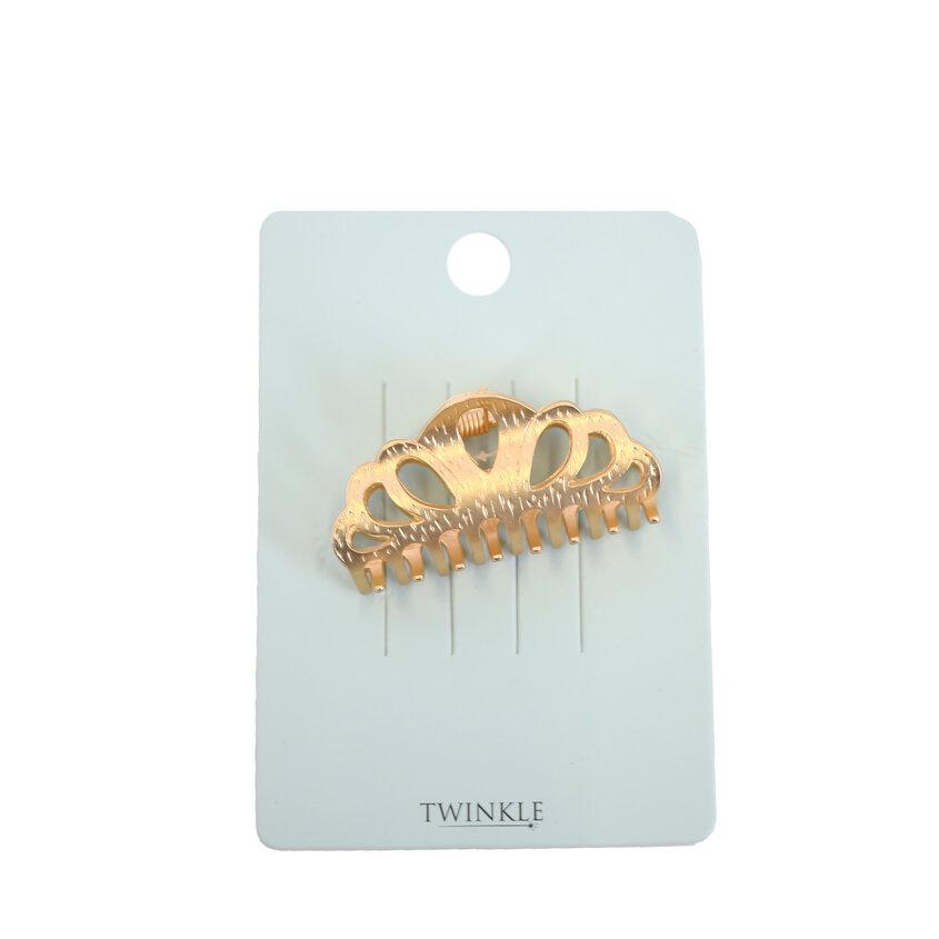 TWINKLE Заколка для волос GoldenCrab