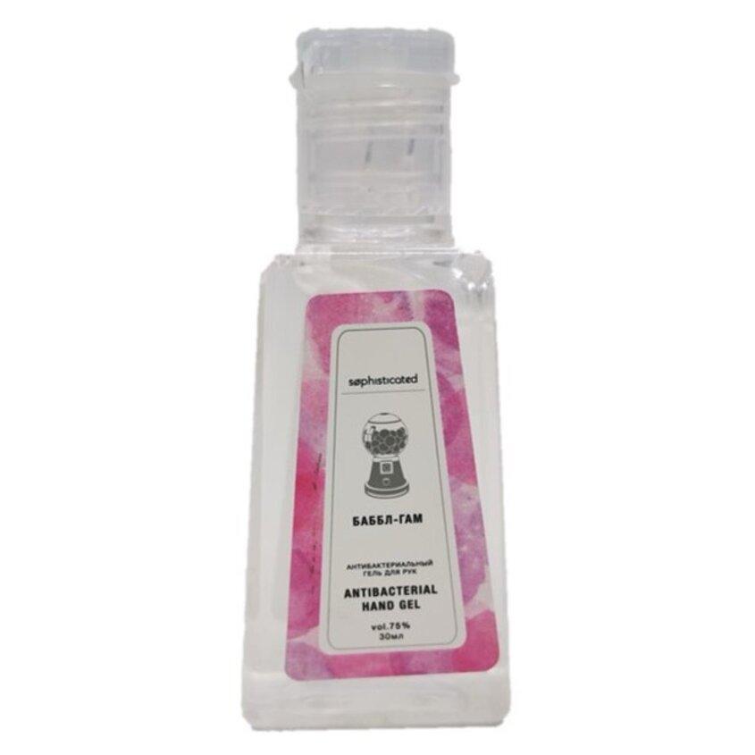 SOPHISTICATED Косметический антибактериальный гель для рук c ароматом