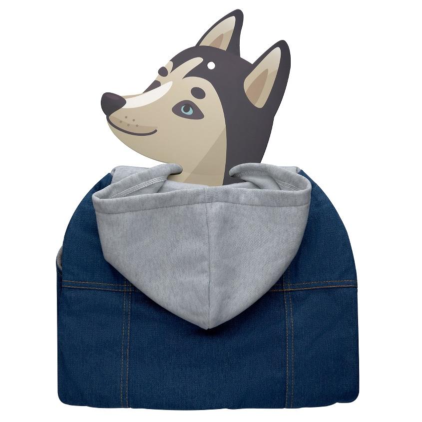 Купить FRIEND OF MINE Джинсовая куртка для собак COOL&CUTE #FOM_seriousmister