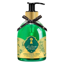 ЛЭтуаль selection LES SECRETS DE BOUDOIR ароматное мыло для рук ATTRACTION DU NEROLI КОЛЛЕКЦИЯ ОСЕНЬ 2016 300 мл