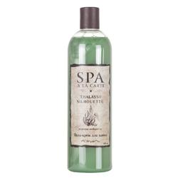 SPA a la carte Пена-крем для ванны корректирующая на основе термальной воды и экстракта морских водорослей 500 мл (ЛЭтуаль selection)