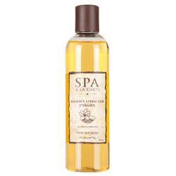 SPA a la carte Гель для душа чувственный на основе термальной воды и масла миндаля