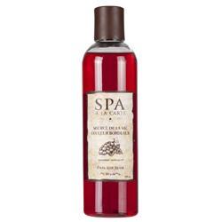 SPA a la carte Гель для душа моделирующий на основе термальной воды и масла виноградных косточек