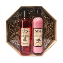 ЛЭТУАЛЬ Набор SPA A LA CARTE COFFRET 24 250 мл+250 мл (ЛЭтуаль selection)